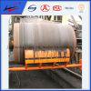 Hot Vulcanized Rubber Coating PU Coating Conveyor Drum Diamond Rubber Coating Conveyor Pulley