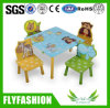 Colourful Kid′s Table Chair Kindergarten Furniture (KN-01)