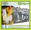 High Efficiency Stainless Fruit Juice Pasteurizer