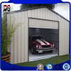 Factory Industrial Light Frame Steel Structure for Car Garage