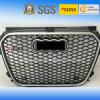 Silver Front Auto Car Grille for Audi RS1 2010-2014""