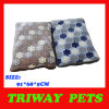 Soft Comfortable Coral Velvet Dog Cushion (WY161096)