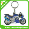 Custom 3D Motorcycle PVC Rubber Key Chains (SLF-KC023)