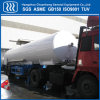 Cryogenic Liquid Tank Container Semi Trailer Road Tanker