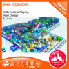 Indoor Playhouse Design Children LLDPE Slide Indoor Playground