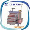 AG-Et001A1 ABS ISO&Ce Emergency Trolley Crash Cart
