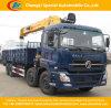 12t XCMG Dongfeng 8*4 Heavy Duty Crane Truck