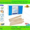 Medical Use Birch Wood Disposable Tongue Stick