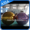 Colorful Inflatable Mirror Round Ball for Stage, T Show Mirror Ball