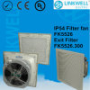 Compact Polyrethane Wall Mounted Electrical Exhaust Fan Filter (FK5526)