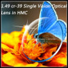 1.49 Cr-39 Single Vision Optical Lens in Hmc