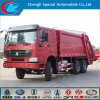 16cbm Sinotruk HOWO 6X4 Compressed Garbage Truck