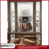 European Style Shop Display Cabinet for Luxury Retail Store
