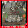 American Granite Monument / Headstones with Angel Carving
