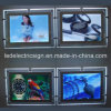 Crystal Frame Light Box with LED Display Board