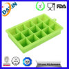 Custom 15 Cells Food Grade Silicone Ice Cube