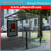 Outdoor Advertising Furniture Street Mupi Bus Shelter