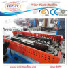PVC/PP/PE Extensible Plastic Corrugated Machine