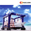 Yacht Lifting Solution Nucleon Mobile Boat Hoist with Yacht