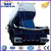3 Axle Aluminum Wheat Flour Silo Tank Cement Bulker Trailer