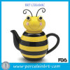 Home Appliance Bee Shaped Cheap Ceramic Teapot
