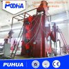 High Quality Q37 Series Double Hook Type Shot Blasting Machine