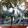 Gengu Amusement Park Life Size Animatronic Dinosaur
