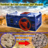 Hot Sell Chrome Mining Crusher with Double Toothed Roll Crusher