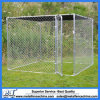 Lucky Dog Modular Chain Link Pet Kennel