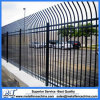 Galvanised and PVC Coated Picket Security Fencing