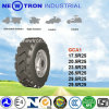 Forklift Skid Steer Solid Tire, OTR Tire with Bis 26.5r25