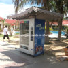 Drink Vending Machine with Refrigerator