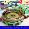 Citicic Cement Ball Mill Forged Steel Part Girth Gear
