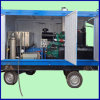 Guangyuan 10000psi Heat Exchanger Tube Industrial Cleaning Machine