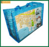 Recycled BOPP Laminated PP Woven Shopping Bag (TP-LB007)
