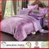 Fashion Poly-Cotton Jacquard Bedding Set Df-C166