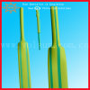 Yellow Green Heat Shrinkable Tube Flame Retardant