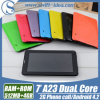 Cheapest Dual-Core All Winner A23 2g Dual Core 7inch WiFi GSM Phone Call Tablet PC Capacitive Screen RAM 4GB (PBD724A2G)