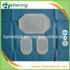 PU Film Transparent Adhesive IV Wound Dressing A0607X