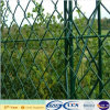 Green Color Coated Chain Mesh Fencing (XA-CLF13)