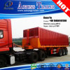 3-Axles 40ft Container Flatbed Rear Dumping /Tipper Trailer