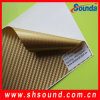 PVC Carbon Fiber Fabric. PVC Carbon Vinyl for Decoration