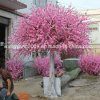 High Quality Handmade Artificial Pink Blossom Tree