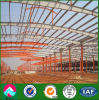 Prefabricated Steel Structure Warehouse Buildt in Africa