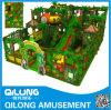 Plastic Slides of Indoor Playground Equipment (QL-150512B)