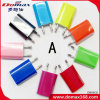 Mobile Phone Accessories Gadget USB Travel Wall Charger for iPhone