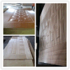 Interior HDF Door Skin Cheap Price From China