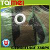 80GSM-200GSM Camo Tarps China Manufactured Waterproof Poly Tarp