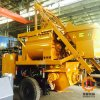 Brand New Double Shaft Forced Concrete Mixer Pump with High Efficiency and Reliablity