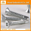 Csk Flat Head Tapping Screw with Cross Drive (DIN7982)